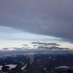 Flugwegposition um 14:56:27: Aufgenommen in der Nähe von Gemeinde Proleb, Österreich in 1782 Meter