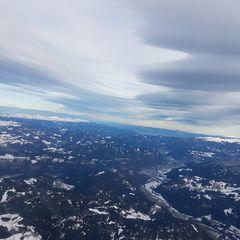 Verortung via Georeferenzierung der Kamera: Aufgenommen in der Nähe von Murau, 8850 Murau, Österreich in 3300 Meter