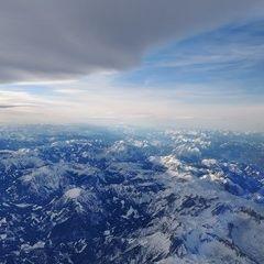 Verortung via Georeferenzierung der Kamera: Aufgenommen in der Nähe von Gemeinde Turnau, Österreich in 5200 Meter