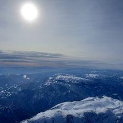 Verortung via Georeferenzierung der Kamera: Aufgenommen in der Nähe von Gemeinde Puchberg am Schneeberg, Österreich in 3200 Meter