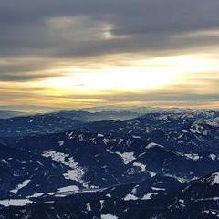 Verortung via Georeferenzierung der Kamera: Aufgenommen in der Nähe von Kapellen, Österreich in 2200 Meter
