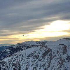 Verortung via Georeferenzierung der Kamera: Aufgenommen in der Nähe von Gemeinde Puchberg am Schneeberg, Österreich in 1900 Meter