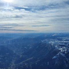 Flugwegposition um 14:13:12: Aufgenommen in der Nähe von Gemeinde Bürg-Vöstenhof, 2630, Österreich in 2997 Meter
