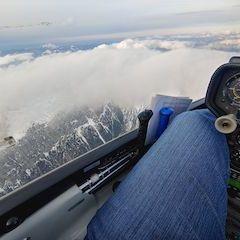 Verortung via Georeferenzierung der Kamera: Aufgenommen in der Nähe von Aflenz Kurort, 8623 Aflenz Kurort, Österreich in 2700 Meter