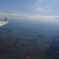 Flugwegposition um 13:20:59: Aufgenommen in der Nähe von Gemeinde Windigsteig, Österreich in 1688 Meter