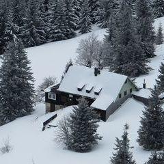 Flugwegposition um 12:06:20: Aufgenommen in der Nähe von Gemeinde St. Aegyd am Neuwalde, Österreich in 1527 Meter