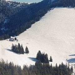 Verortung via Georeferenzierung der Kamera: Aufgenommen in der Nähe von Gemeinde Seckau, Österreich in 0 Meter