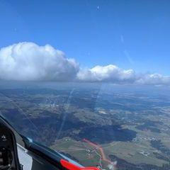 Verortung via Georeferenzierung der Kamera: Aufgenommen in der Nähe von Gemeinde Kirchberg ob der Donau, Österreich in 1600 Meter