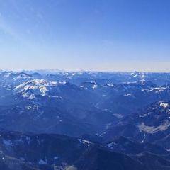 Flugwegposition um 14:31:29: Aufgenommen in der Nähe von Kapellen, Österreich in 2645 Meter