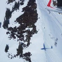 Flugwegposition um 12:49:04: Aufgenommen in der Nähe von Treglwang, Österreich in 1867 Meter