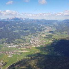 Verortung via Georeferenzierung der Kamera: Aufgenommen in der Nähe von Wartberg im Mürztal, 8661, Österreich in 2100 Meter
