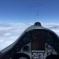 Flugwegposition um 09:33:31: Aufgenommen in der Nähe von Schönberg-Lachtal, 8831, Österreich in 4346 Meter