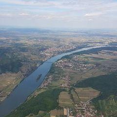 Verortung via Georeferenzierung der Kamera: Aufgenommen in der Nähe von Gemeinde Bergern im Dunkelsteinerwald, Österreich in 1400 Meter