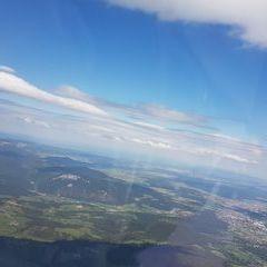 Verortung via Georeferenzierung der Kamera: Aufgenommen in der Nähe von Gemeinde Enzenreith, Österreich in 0 Meter