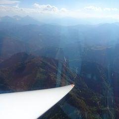 Verortung via Georeferenzierung der Kamera: Aufgenommen in der Nähe von Gemeinde Weyer, Weyer, Österreich in 2000 Meter