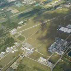 Flugwegposition um 13:00:45: Aufgenommen in der Nähe von Gemeinde Muggendorf, 2763, Österreich in 1713 Meter