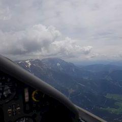 Verortung via Georeferenzierung der Kamera: Aufgenommen in der Nähe von Gemeinde Saalfelden am Steinernen Meer, 5760 Saalfelden am Steinernen Meer, Österreich in 2600 Meter
