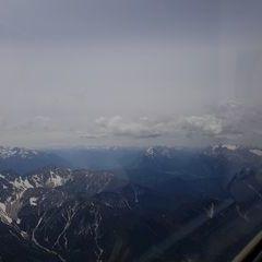 Verortung via Georeferenzierung der Kamera: Aufgenommen in der Nähe von Innsbruck, Österreich in 3000 Meter