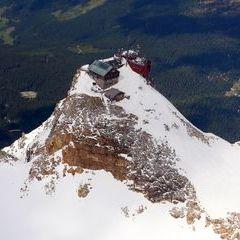 Flugwegposition um 14:31:51: Aufgenommen in der Nähe von Gemeinde Rauris, 5661, Österreich in 3066 Meter
