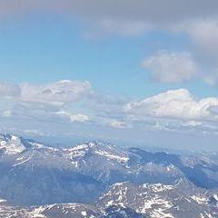 Verortung via Georeferenzierung der Kamera: Aufgenommen in der Nähe von Gemeinde Irschen, Österreich in 3500 Meter