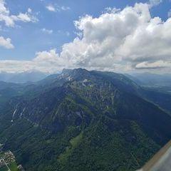Verortung via Georeferenzierung der Kamera: Aufgenommen in der Nähe von Gemeinde Grödig, Österreich in 1700 Meter