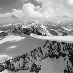 Flugwegposition um 14:05:34: Aufgenommen in der Nähe von Gemeinde Neustift im Stubaital, 6167 Neustift im Stubaital, Österreich in 3461 Meter