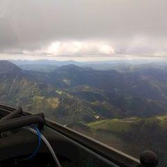 Flugwegposition um 08:21:16: Aufgenommen in der Nähe von Gußwerk, Österreich in 2084 Meter