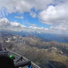 Verortung via Georeferenzierung der Kamera: Aufgenommen in der Nähe von 39040 Vahrn, Südtirol, Italien in 3400 Meter