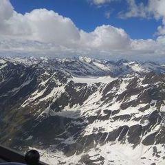 Verortung via Georeferenzierung der Kamera: Aufgenommen in der Nähe von 39020 Partschins, Südtirol, Italien in 3700 Meter