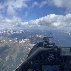 Verortung via Georeferenzierung der Kamera: Aufgenommen in der Nähe von 39030 Gsies, Südtirol, Italien in 3800 Meter