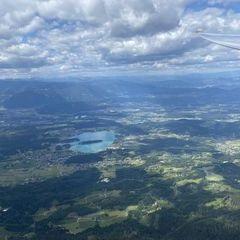 Verortung via Georeferenzierung der Kamera: Aufgenommen in der Nähe von Municipality of Kranjska Gora, Slowenien in 2400 Meter