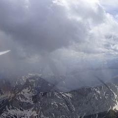 Flugwegposition um 11:06:24: Aufgenommen in der Nähe von 33018 Tarvis, Udine, Italien in 2541 Meter