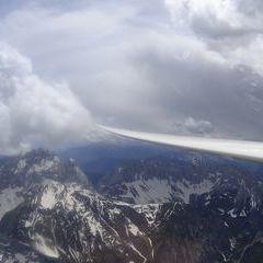 Flugwegposition um 11:17:18: Aufgenommen in der Nähe von 33010 Malborghetto Valbruna, Udine, Italien in 2613 Meter