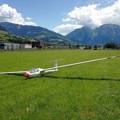 Verortung via Georeferenzierung der Kamera: Aufgenommen in der Nähe von Gemeinde St. Johann im Pongau, St. Johann im Pongau, Österreich in 600 Meter