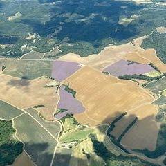 Flugwegposition um 11:50:03: Aufgenommen in der Nähe von Département Alpes-de-Haute-Provence, Frankreich in 1915 Meter