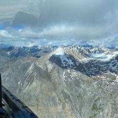 Flugwegposition um 13:43:02: Aufgenommen in der Nähe von Département Alpes-de-Haute-Provence, Frankreich in 3333 Meter