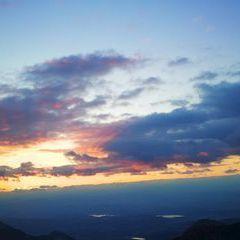 Verortung via Georeferenzierung der Kamera: Aufgenommen in der Nähe von Gemeinde Zell, Österreich in 2400 Meter