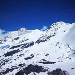 Verortung via Georeferenzierung der Kamera: Aufgenommen in der Nähe von 11020 Gressoney-La-Trinité, Aostatal, Italien in 3500 Meter