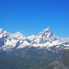 Verortung via Georeferenzierung der Kamera: Aufgenommen in der Nähe von 11020 Chamois, Aostatal, Italien in 3000 Meter