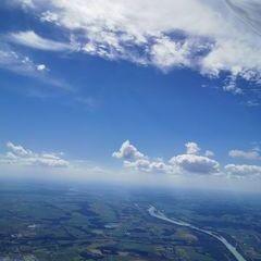 Verortung via Georeferenzierung der Kamera: Aufgenommen in der Nähe von Gemeinde Geinberg, Geinberg, Österreich in 0 Meter