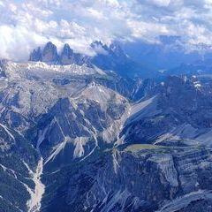 Verortung via Georeferenzierung der Kamera: Aufgenommen in der Nähe von 39038 Innichen, Südtirol, Italien in 3600 Meter