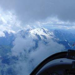 Verortung via Georeferenzierung der Kamera: Aufgenommen in der Nähe von 32020 Livinallongo del Col di Lana, Belluno, Italien in 3900 Meter