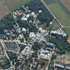 Flugwegposition um 14:34:18: Aufgenommen in der Nähe von Csepregi, Ungarn in 1482 Meter