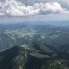 Verortung via Georeferenzierung der Kamera: Aufgenommen in der Nähe von Gemeinde Breitenau am Hochlantsch, 8614, Österreich in 2100 Meter