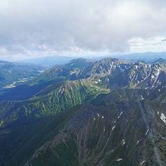 Verortung via Georeferenzierung der Kamera: Aufgenommen in der Nähe von Rottenmann, Österreich in 0 Meter