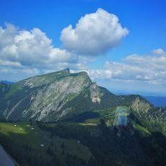 Verortung via Georeferenzierung der Kamera: Aufgenommen in der Nähe von Gemeinde St. Wolfgang im Salzkammergut, Österreich in 0 Meter