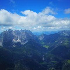 Verortung via Georeferenzierung der Kamera: Aufgenommen in der Nähe von Gemeinde Waidring, 6384 Waidring, Österreich in 0 Meter