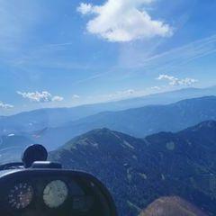 Verortung via Georeferenzierung der Kamera: Aufgenommen in der Nähe von Gemeinde Mautern in der Steiermark, 8774, Österreich in 2200 Meter