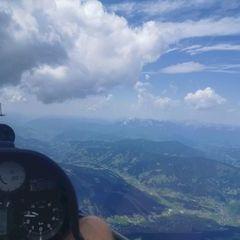Verortung via Georeferenzierung der Kamera: Aufgenommen in der Nähe von Gemeinde Untertauern, Österreich in 0 Meter