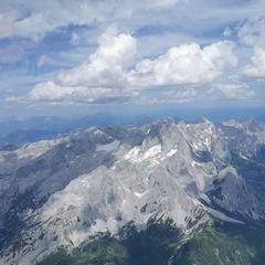 Verortung via Georeferenzierung der Kamera: Aufgenommen in der Nähe von Gemeinde Filzmoos, 5532, Österreich in 3300 Meter